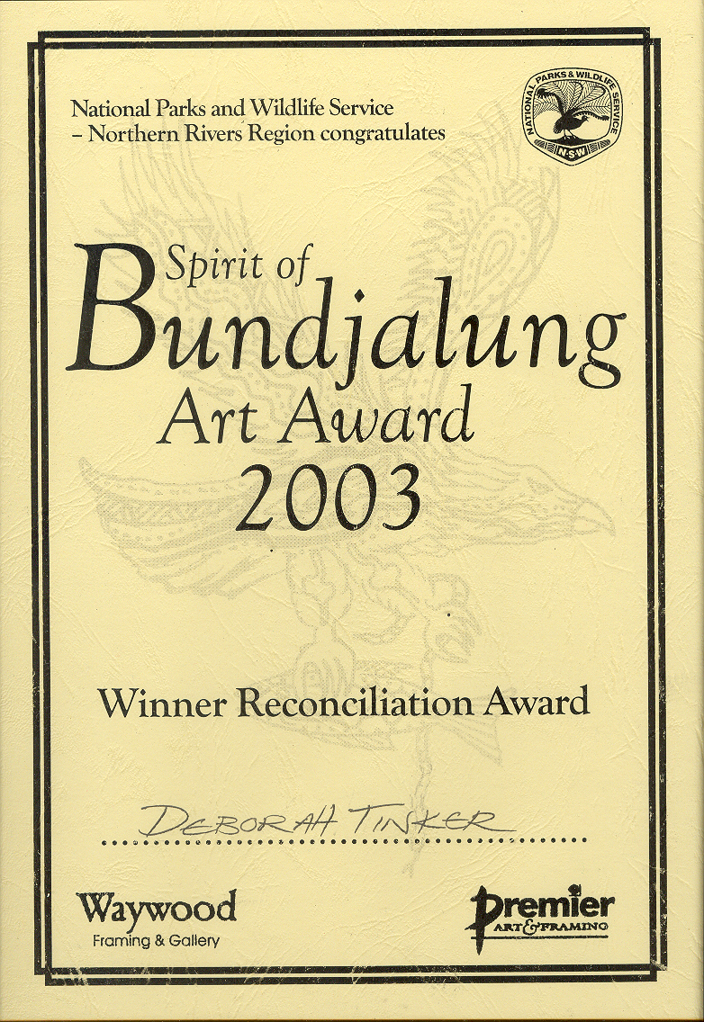 Bundjalung art Award